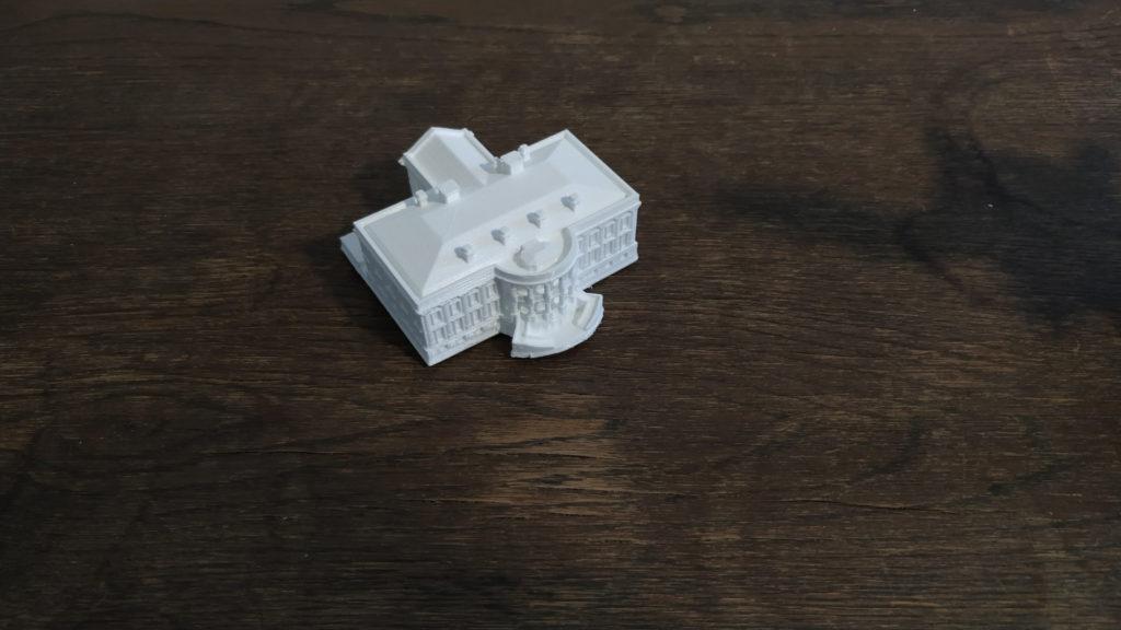 Fabrication turbine alimentaire designer créatif Prototype  prototypage Paris ingénieur mécanique développement projet impression 3d cooprint architecture et impression