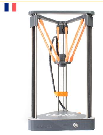 Combien coûte une Imprimante 3D Neva Magis - Dagoma
