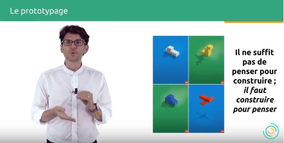 vidéo prototypage cooprint